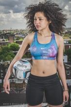 London sportswear shoot