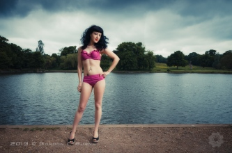 Mia D Love - Pin up - Fashion model