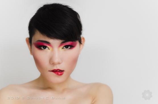 Victoria Wang headshots Gordon C Burns