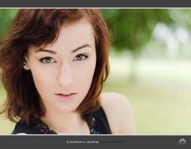 Olive Cartley headshot Regents Park