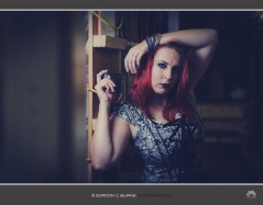Silvia 07 - gordon c burns - london photography and portraits