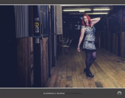 Silvia 08 - Camden fashion shoot