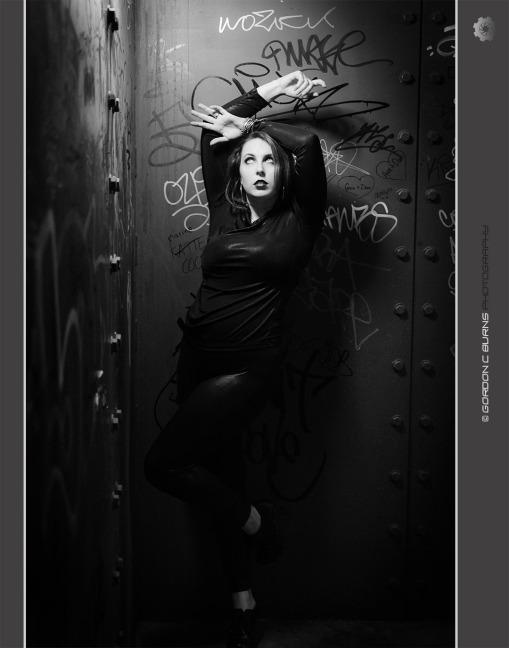 Silvia 10 - Camden fashion shoot