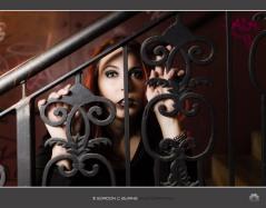 Silvia 11 - gordon c burns - london photography and portraits