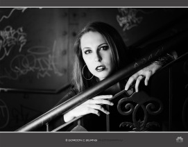 Silvia 12 - Camden fashion shoot