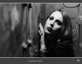 Silvia 13 - Camden fashion shoot
