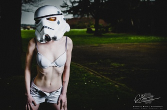 may the 4th be with you - creative fashion and glamour
