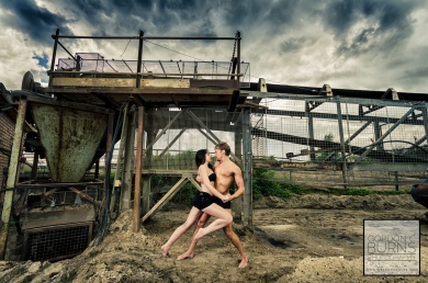 creative dance urbex photography london kent