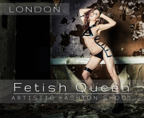 london creative photographer fetish queen